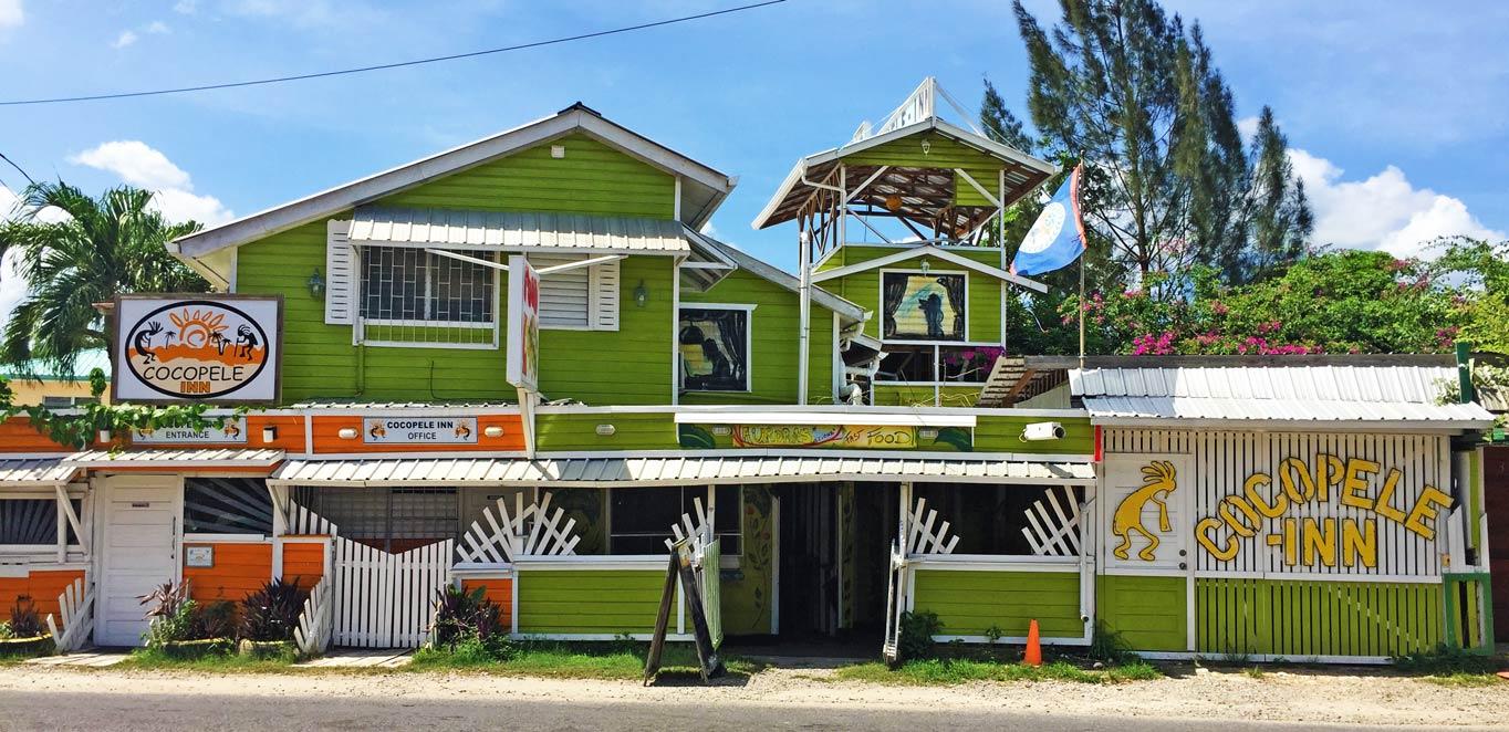Cocopele Inn near San Ignacio