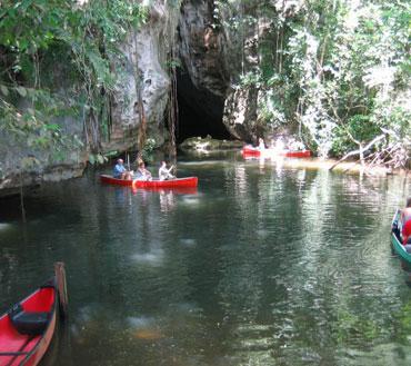 barton creek belize