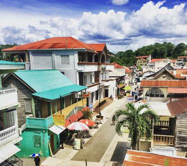 Downtown San Ignacio Belize